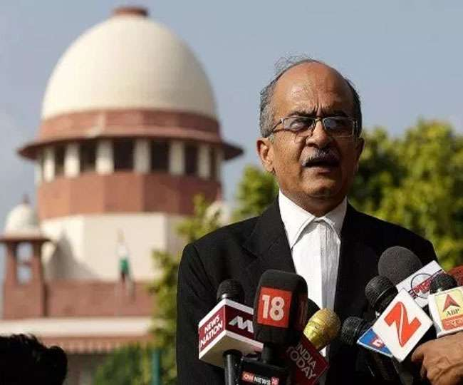 Imprisonment or fine or both? SC to decide on punishment to Prashant Bhushan in contempt case today
