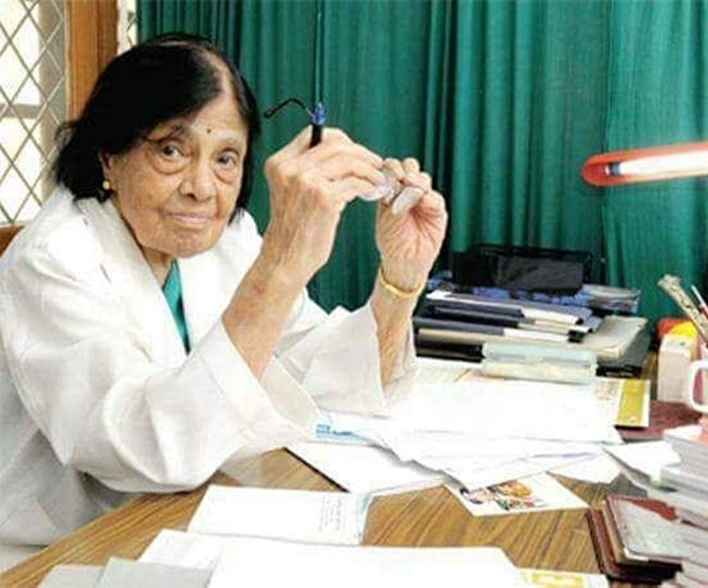 Why Dr S Padmavati was called the 'Godmother of Indian Cardiology'
