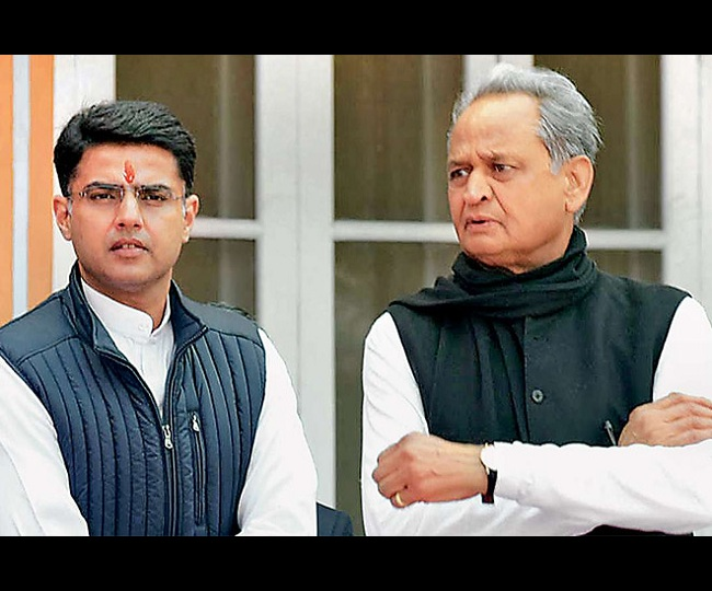'Natural for MLAs to be upset, need to bear to save democracy': Ashok Gehlot on Pilot's homecoming