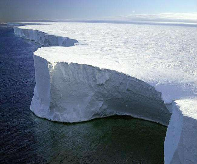 Climate Crisis: Earth lost a staggering 28 trillion tonnes of ice in 23 years