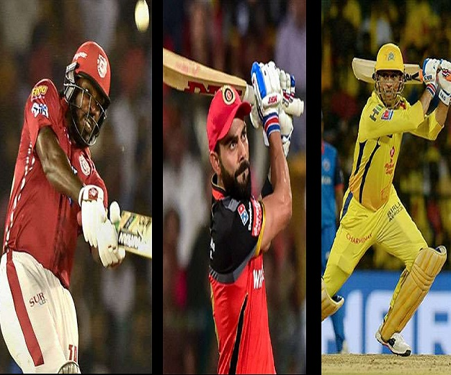 IPL 2020: Virat Kohli, Chris Gayle, MS Dhoni among ten batsmen with most sixes in IPL
