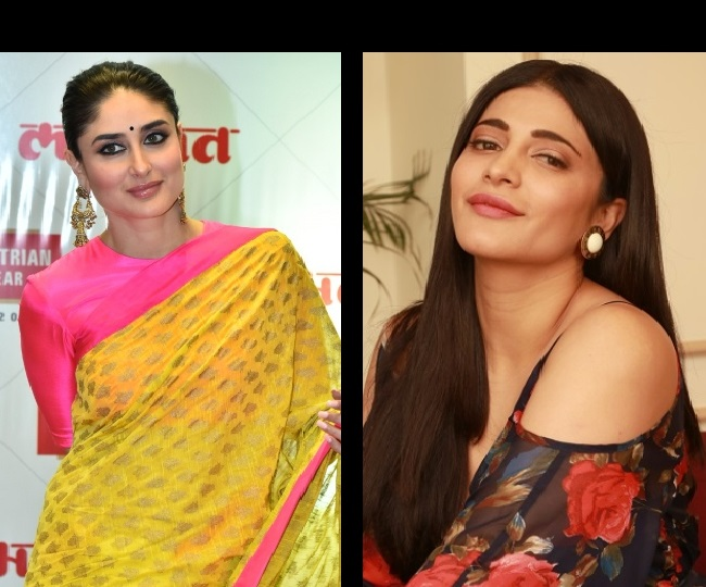 Kareena Kapoor, Shruti Haasan join 'Nepotism' debate: Here's what they have to say