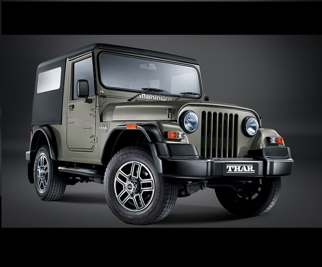 Mahindra Thar 2020 unveiled in India, to be launched in October; check specs, features and price here