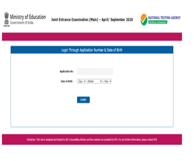 JEE Main 2020 admit card released: check download process, exam day guidelines and more