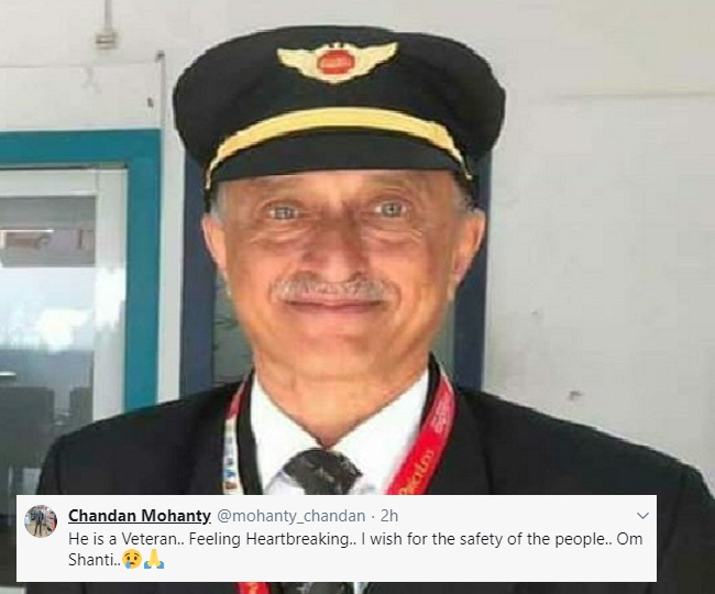 In Kerala plane crash, India lost its decorated Ex-Air Force officer
