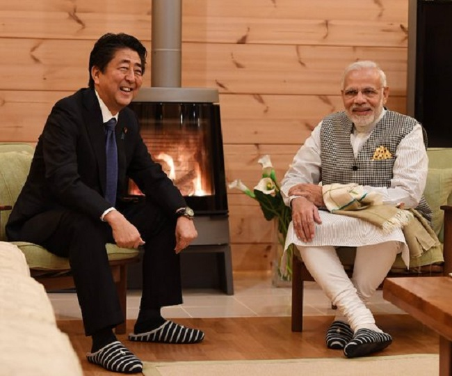 'Pained' PM Modi wishes speedy recovery to 'dear friend' Shinzo Abe who resigned over health issues