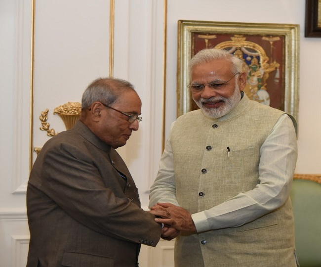 Pranab Mukherjee No More   'Outstanding Parliamentarian who left incredible mark on India's development': PM Modi