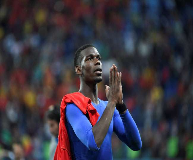 PaulPogba tests positive for coronavirus, left out of France's squad