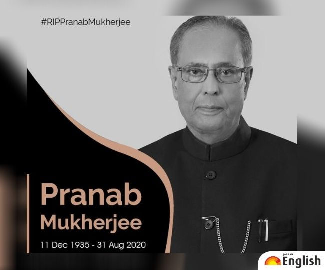 Pranab Mukherjee, former President of India, passes away at 84; 7-day state mourning announced, funeral today