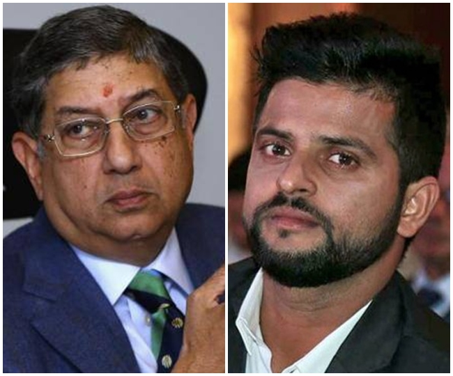 IPL 2020: My comments on Suresh Raina misconstrued; CSK will always stand by him, says N Srinivasan