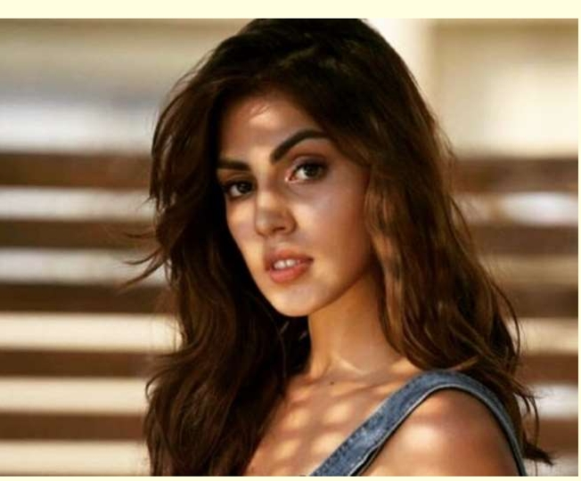 Rhea Chakraborty responds to allegations of living off on Sushant Singh Rajput's money