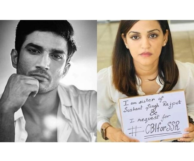 'Expect nothing but the truth': Sushant Singh Rajput's sister demands 'unbiased probe' in video message | Watch