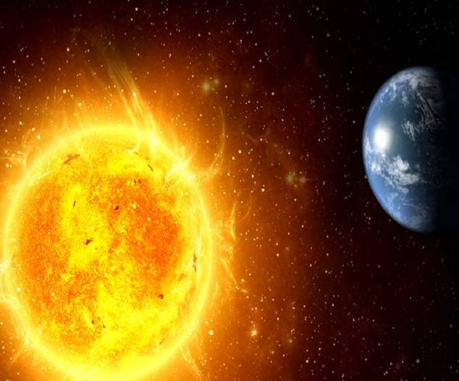 Massive sunspot heading towards Earth, can cause major solar flare   All you need to know