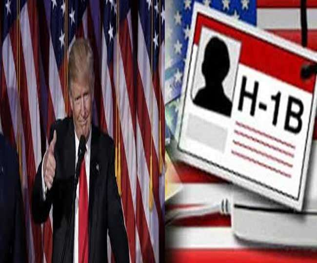 Trump administration allows H-1B visa holders to return to US on conditions
