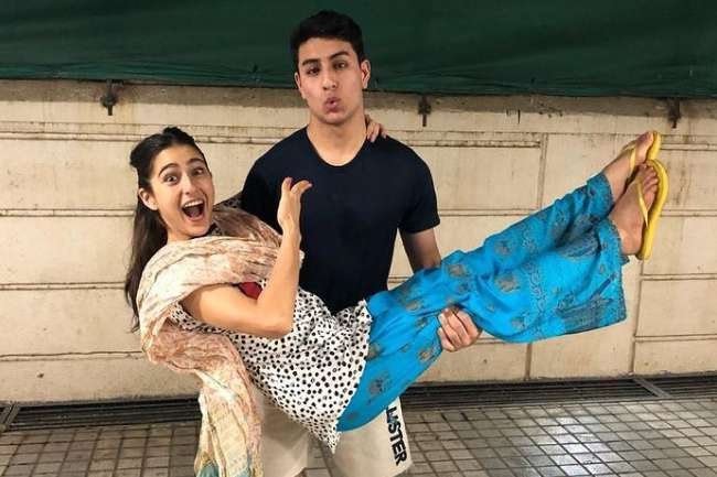 'My only tip is just be an all-rounded human being': Sara Ali Khan on brother Ibrahim's debut in Bollywood