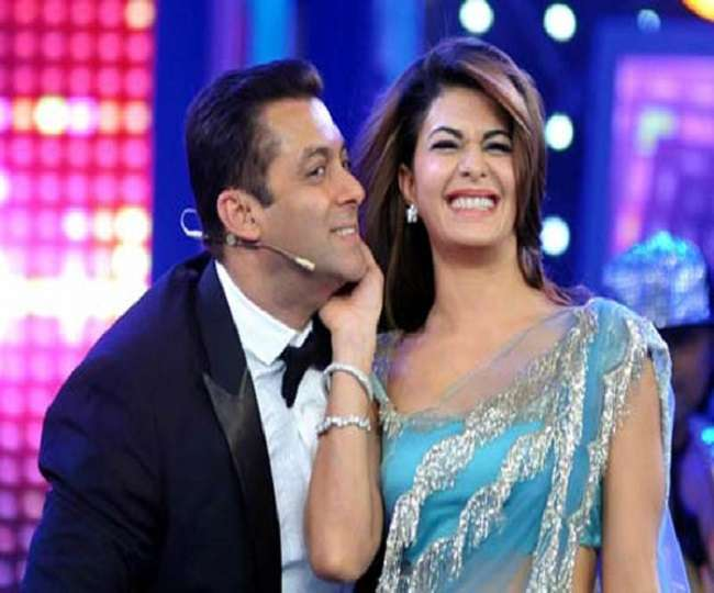 Voila! Jacqueline Fernandez's quirky birthday wish for Salman Khan will make you go ROFL, check out
