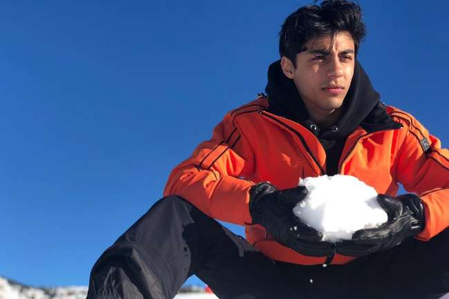 WATCH: Shah Rukh Khan's son Aryan Khan strums guitar on acoustic version of Charlie Puth's 'Attention' and you just can't miss it