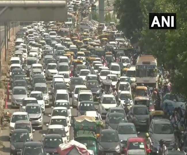 Delhi Traffic Updates: Tikri, Singhu borders closed amid farmers' protest, check alternative routes here
