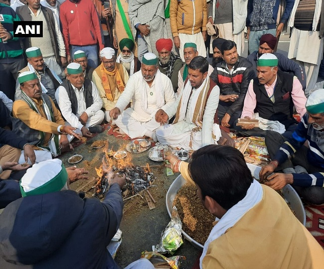 Farmers' Protest: PM Modi to interact with farmers on Dec 25; unions say waiting for govt to hold talks with open mind | As it happened