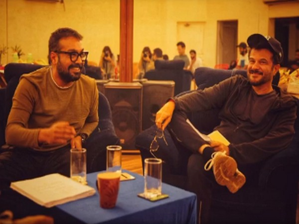 AK vs AK: Anil Kapoor, Anurag Kashyap's Twitter spat leaves fans in splits; check it out here