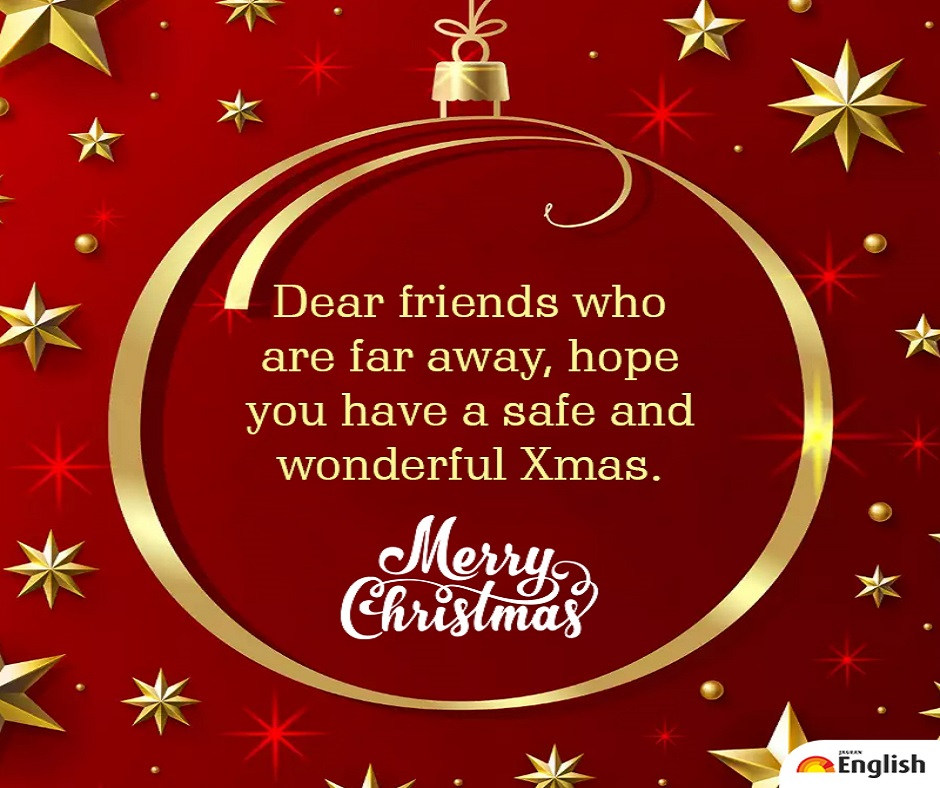 Merry Christmas 2020: Wishes, messages, greetings, quotes, SMS, WhatsApp and Facebook status to share on 'Xmas'