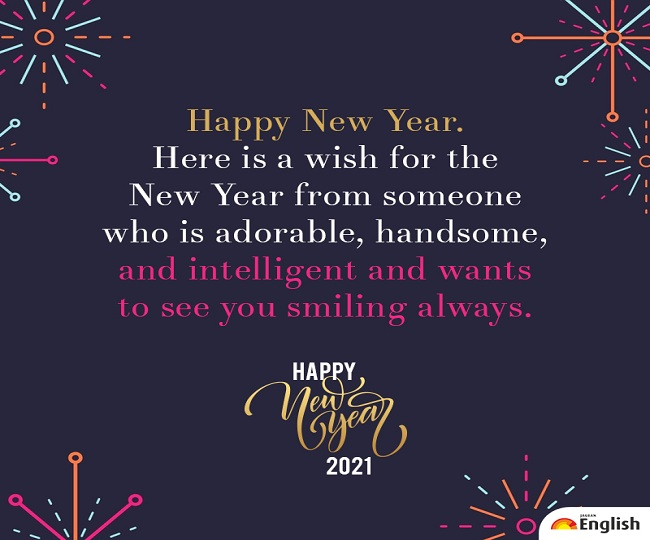 Happy News Year 2021 Wishes Messages