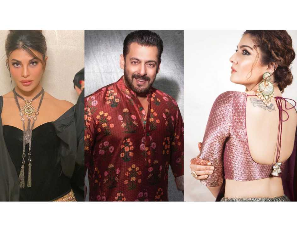 Bigg Boss 14: Jacqueline Fernandez, Raveena Tandon and Shehnaaz Gill surprise Salman Khan for his early-birthday celebration