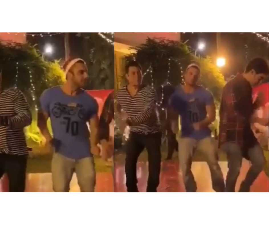 Salman Khan's throwback Christmas bash dance video with brothers Arbaaz, Sohail is a perfect gift for his fans | WATCH