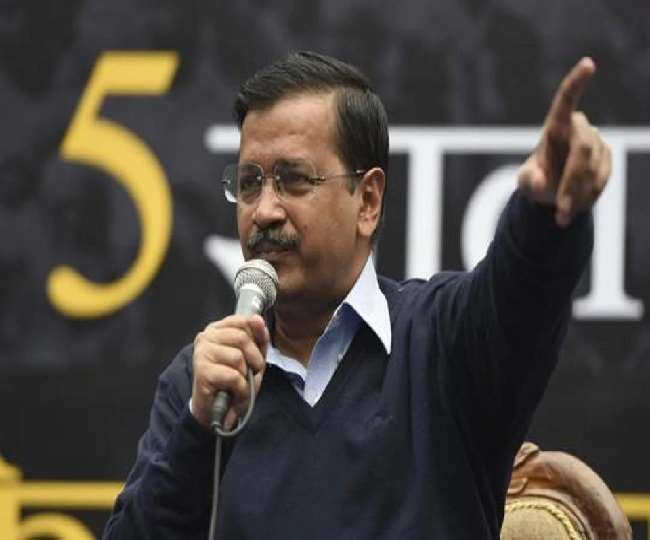 AAP to contest UP Assembly Polls, announces Kejriwal; says 'will make biggest state, the most developed'