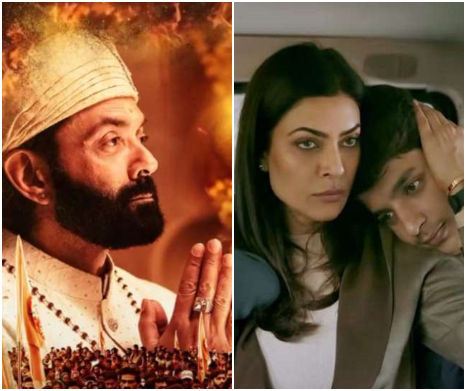 Yearender 2020: From Sushmita Sen to Bobby Deol to Lara Dutta, actors who didn't let 'second chance' go in vain and aced their comeback