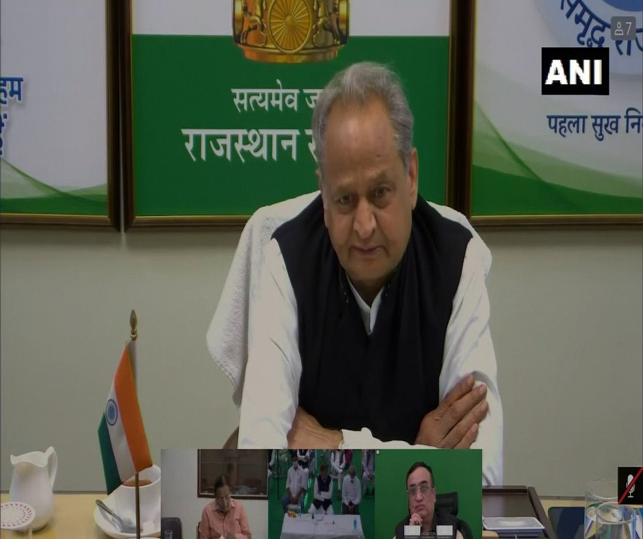 Another political crisis in Rajasthan? Ashok Gehlot says BJP trying to destabilise his govt again