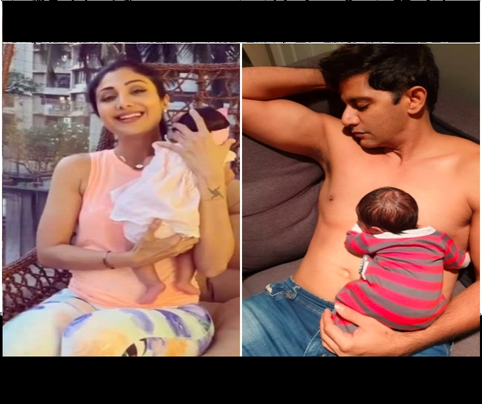Yearender 2020: From Shilpa Shetty to Karanvir Bohra to Madira Bedi, Bollywood celebs who embraced parenthood this year