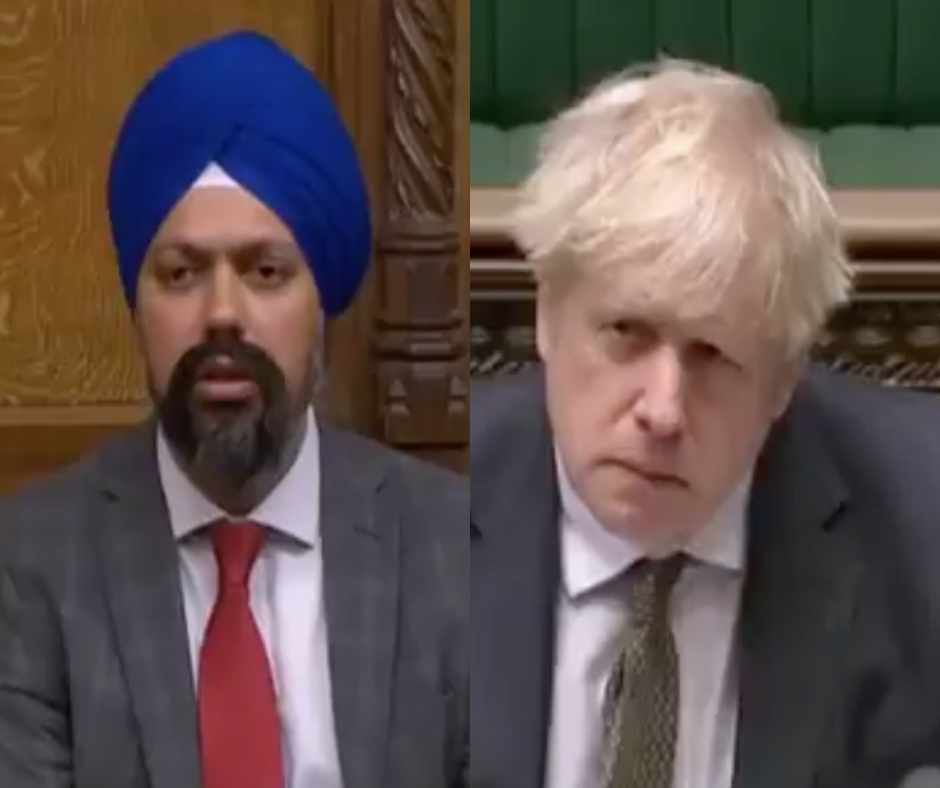 Johnson misheard question, UK following protests closely: Foreign Office after British PM mixes up farmers' agitation with Indo-Pak dispute