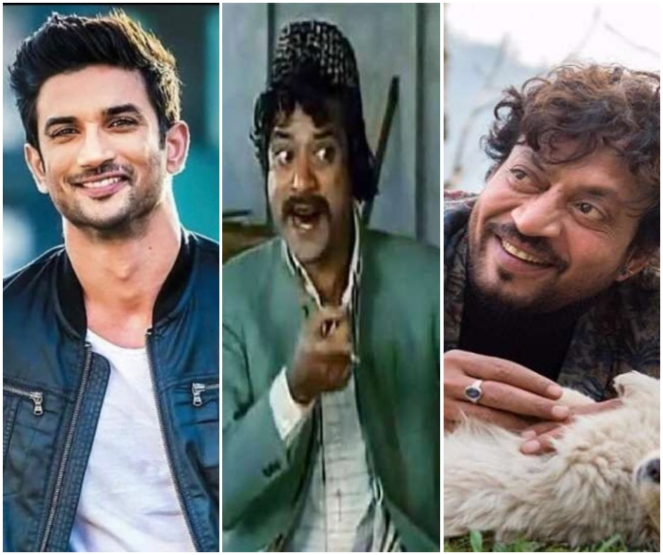 Yearender 2020: From Sushant to Irrfan Khan to Saroj Khan to Wajid Khan; Bollywood celebs who passed away this year