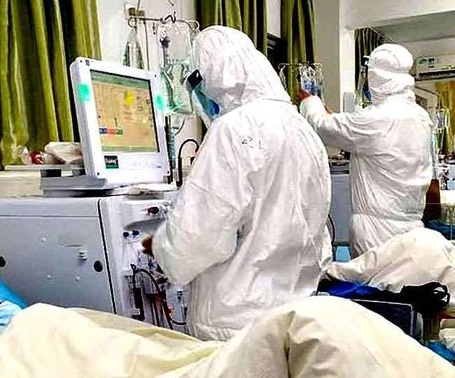 Coronavirus: India's count crosses 1-crore mark, toll over 1.45 lakh