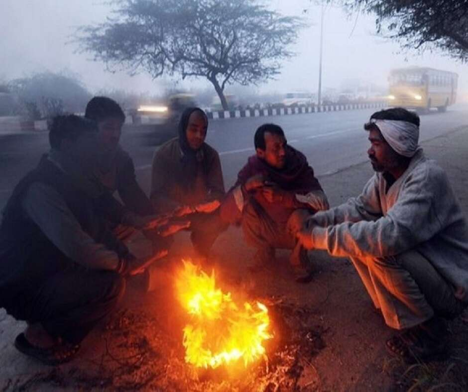 At 7.1 degrees celsius, Delhi records 2nd lowest average minimum temperature in 15 years in December