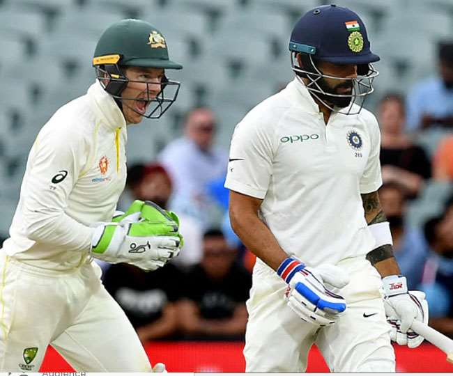 Ind Vs Aus 1st Test Batting Debacle In Adelaide As India Record Their Lowest Test Score Of 36 Runs