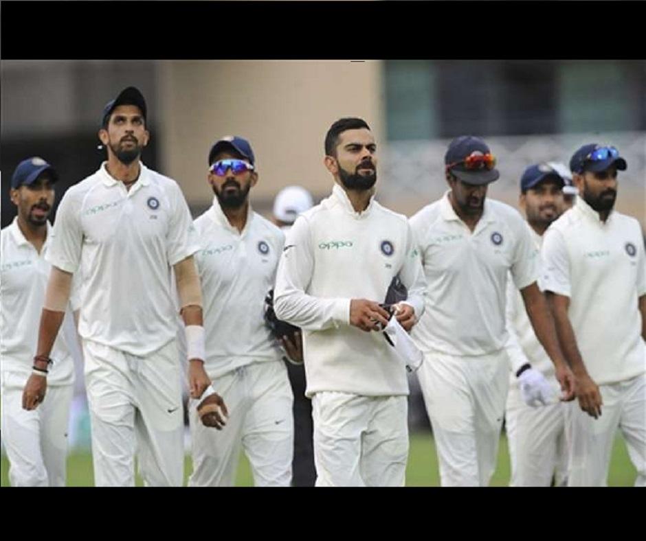 India vs England - 5 Test Matches