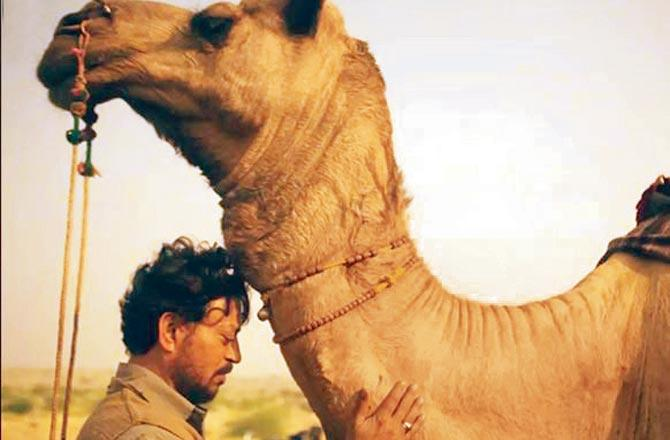 Irrfan Khan's last film 'The Song of Scorpions' to release on THIS date; wife shares poster, says 'Journey from finite to infinite'