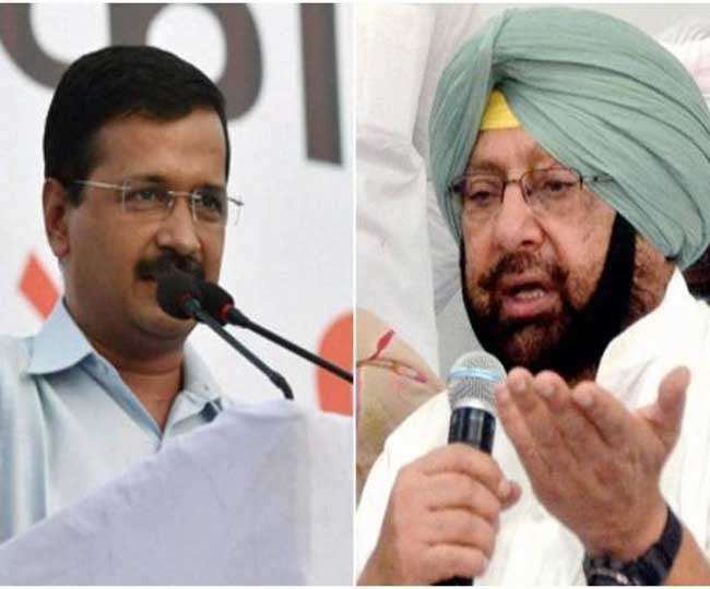 'You sold farmers' movement to get your son's ED case forgiven': Kejriwal's rejoinder on Amarinder Singh's barb