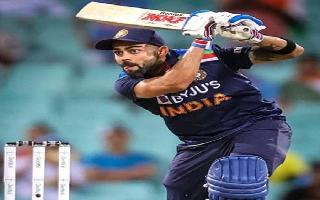 India vs Australia, 3rd ODI: Virat Kohli becomes fastest player to score..