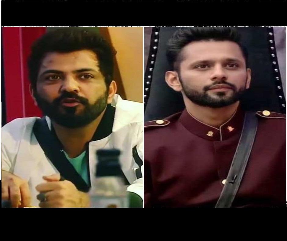 Bigg Boss 14: Manu Punjabi opposes Salman Khan; says 'Rahul bhagoda nahi hai, wo mahaan hai'|Watch