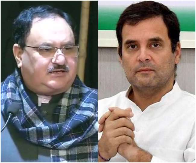 Farmers' Protest | 'Opposing what you advocated': JP Nadda shares Rahul Gandhi's old speech targeting middlemen