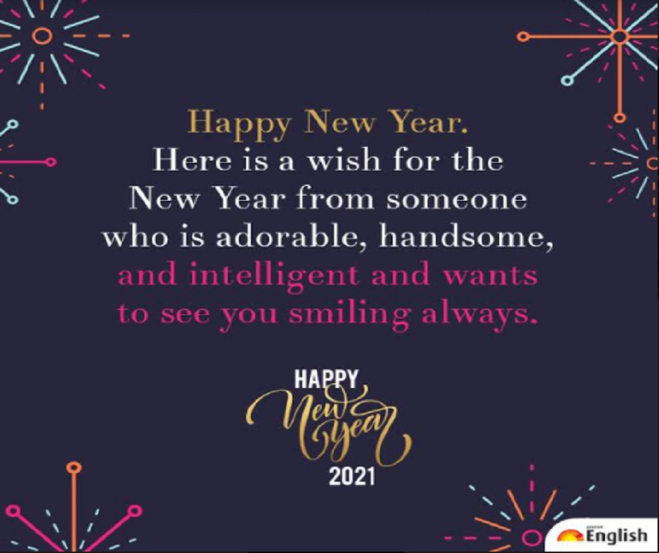 2021 Quotes - Happy New Year 2021 Quotes Wishes Greetings ...