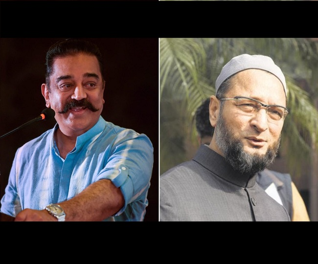 After Bihar, Owaisi eyes Tamil Nadu elections; AIMIM likely to join hands with Kamal Haasan's MNM: Report