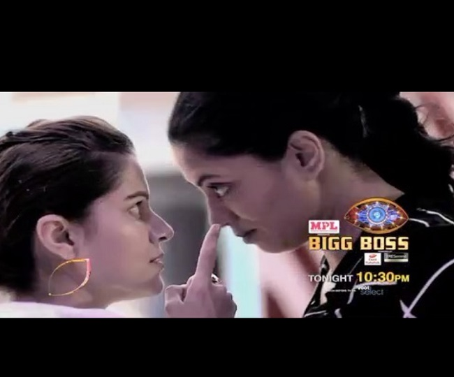 Bigg Boss 14: What! Kavita Kaushik walked out of the BB house after a nasty fight with Rubina Dilaik? WATCH