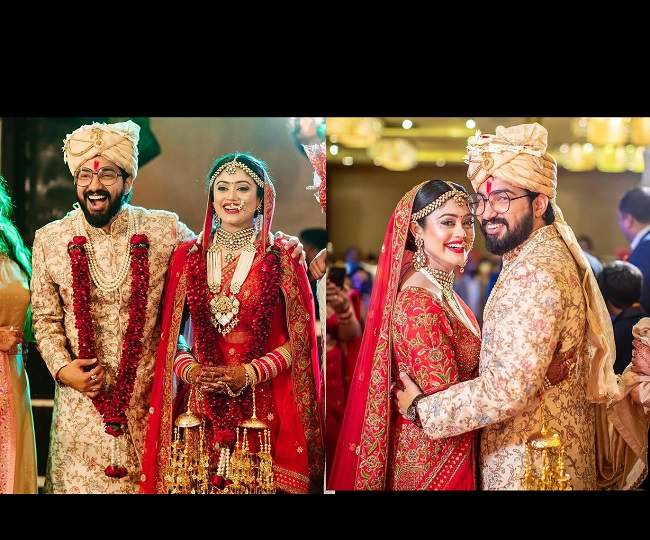 Sachet Tandon-Parampara Thakur Wedding: Singer duo ties knot in Noida, pictures surface