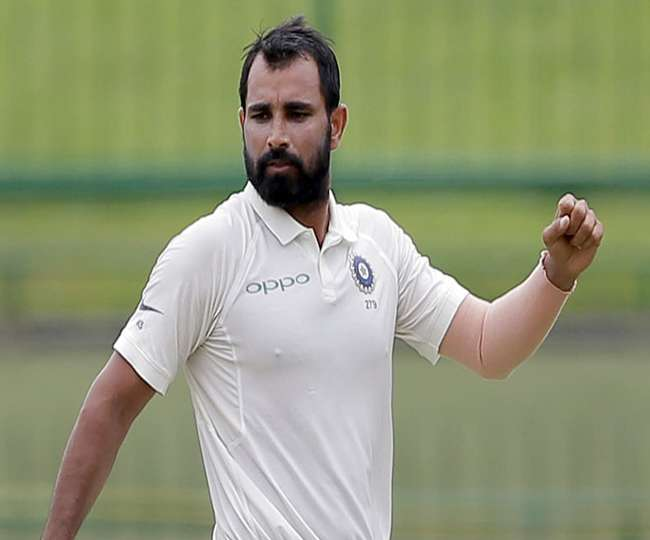 Ind vs Aus 2020-21: Mohammed Shami ruled out of test series with fractured arm