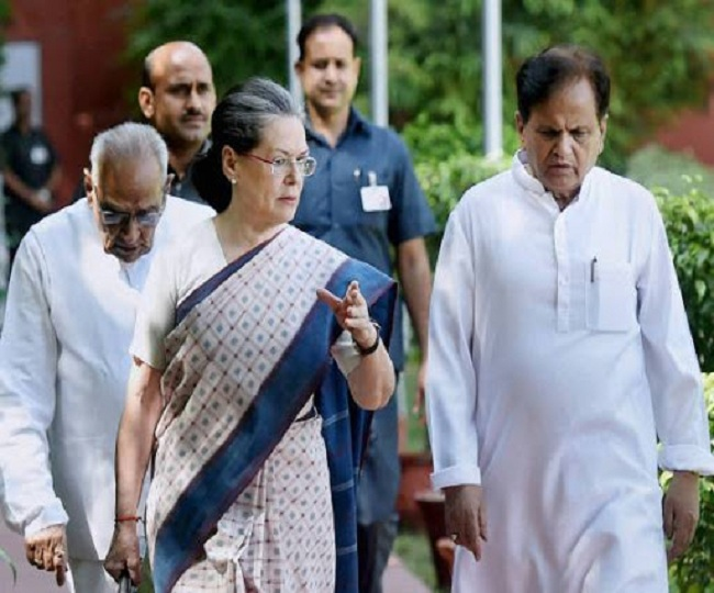 Sonia Gandhi calls meet with Congress top brass this weekend; leaders from 'dissenter group' to attend