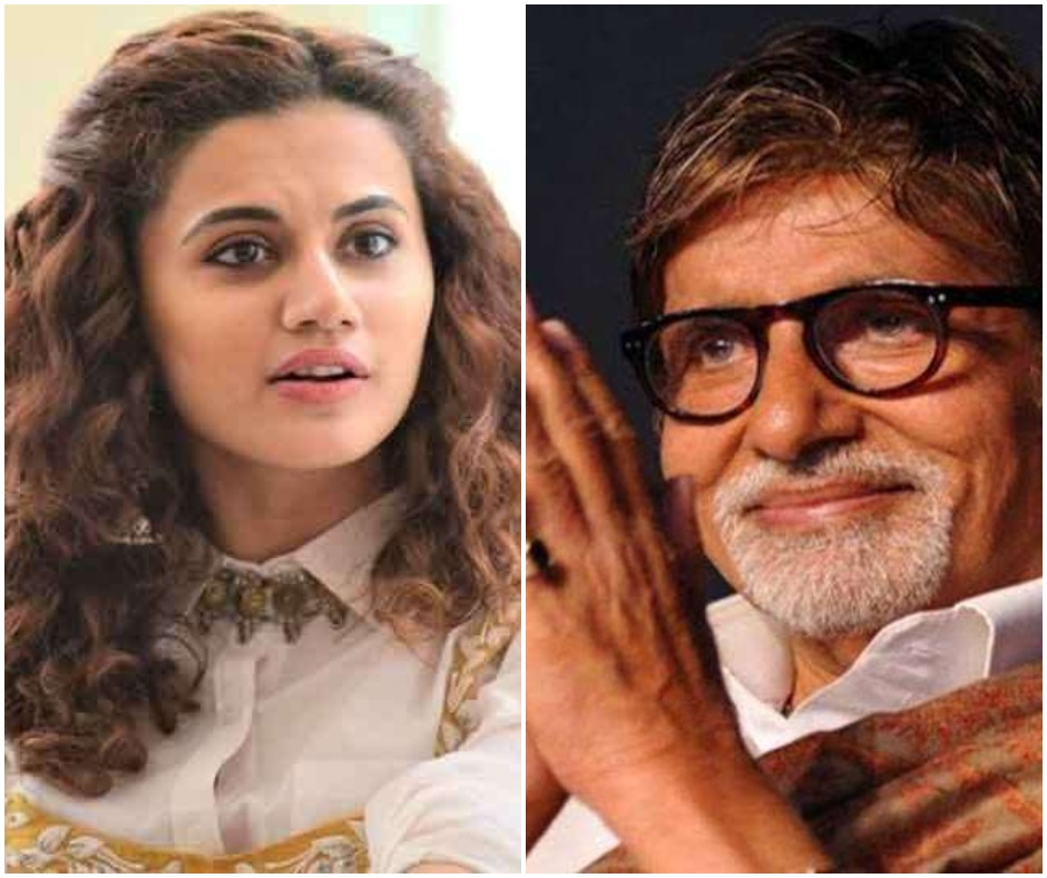 Yearender 2020: From Amitabh Bachchan to Taapsee Pannu, B-town stars who slammed trolls with untamed responses